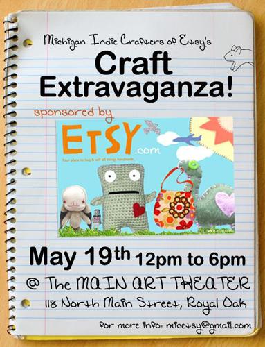 Michigan Indie Craft Etsy