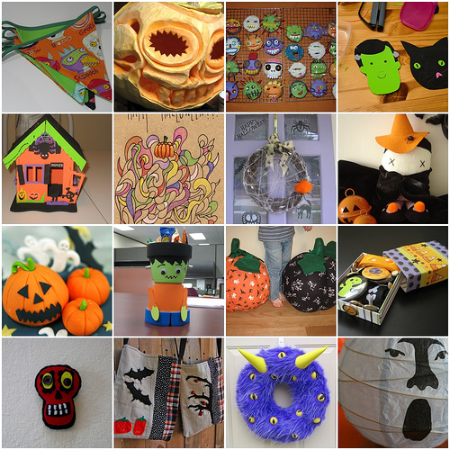 halloween crafts - Cheap Halloween Crafts