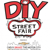 DIY Street Fair Logo