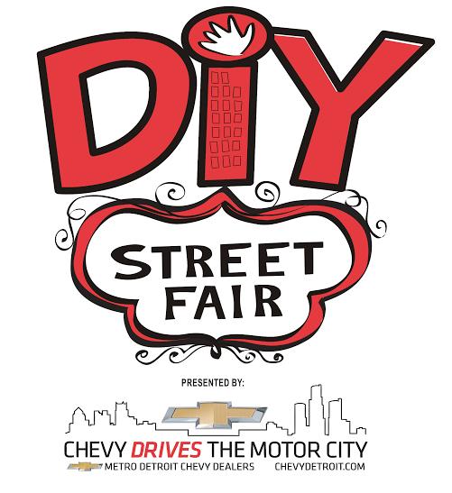 DIY Street Fair Logo