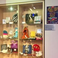 Ferndale Library Showcase Window