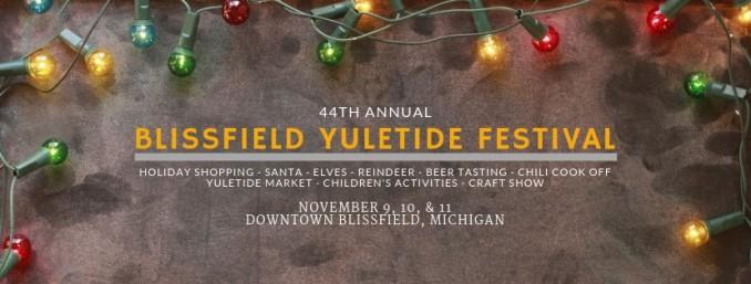 Blissfield Yuletide Festival