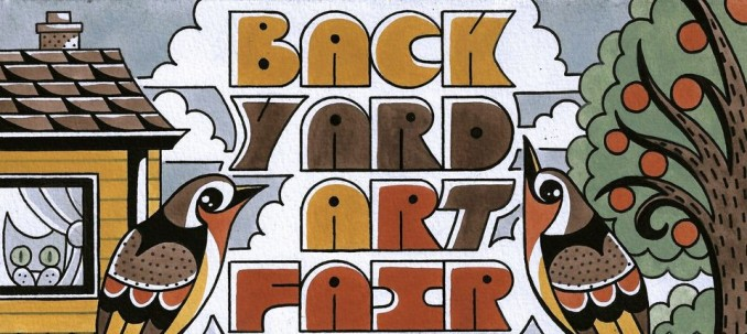 Backyard Art Fair